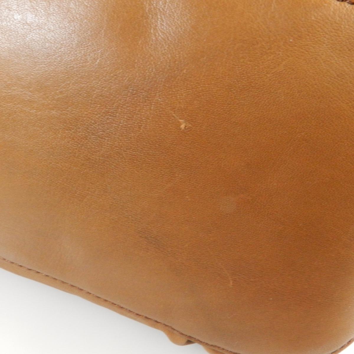 Authentic Cole Haan  Belt design Handbag Leather