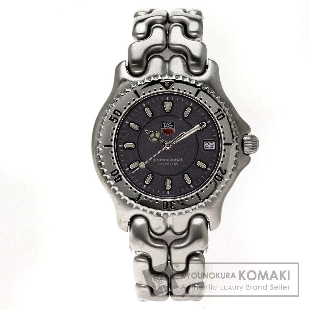 TAG HEUERWG1113-0 セルシリーズ 腕時計 ステンレス/SS ボーイズ 【中古】【タグホイヤー】