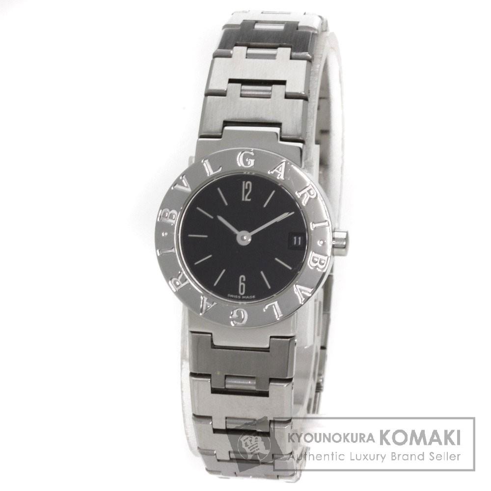 BVLGARIBB23SSD ブルガリブルガリ 腕時計 ステンレス/SS レディース 【中古】【ブルガリ】