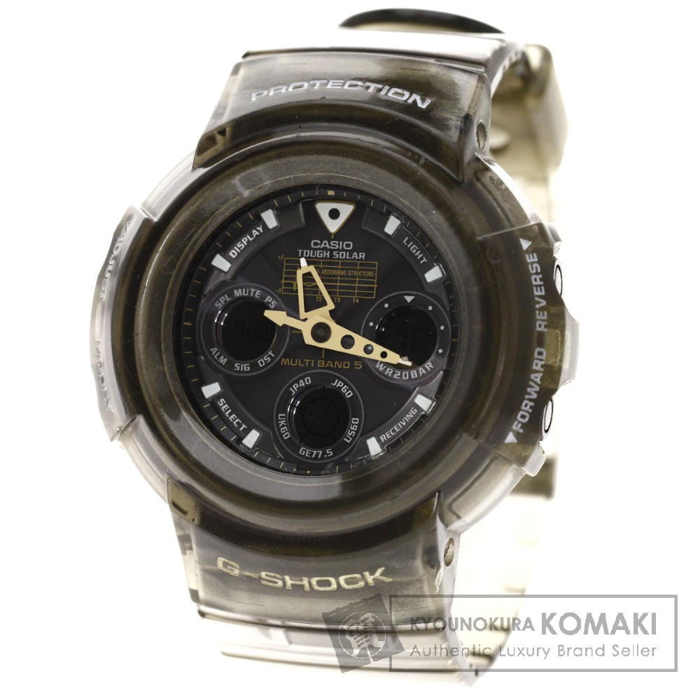 CASIOAWG-525D G.ショック 腕時計 樹脂系/樹脂 メンズ 【中古】【カシオ】