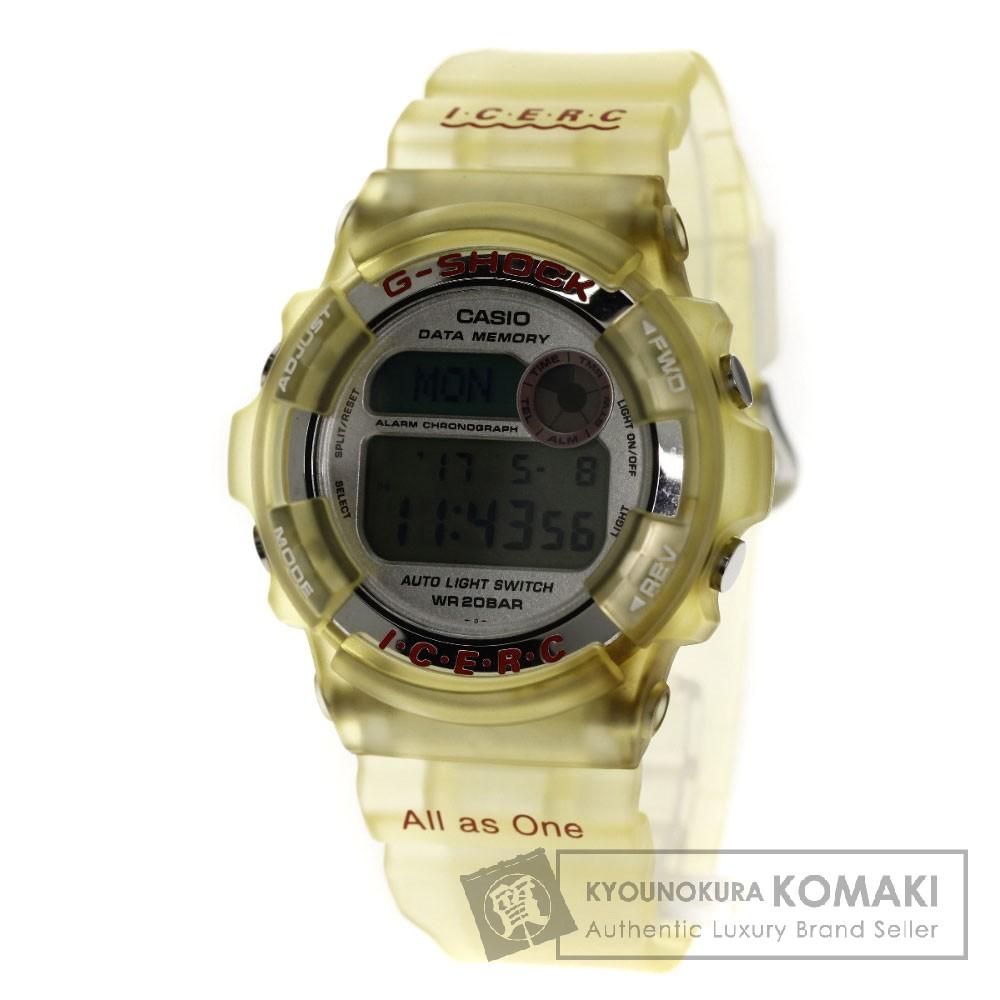 CASIO G SHOCK 第7回イルカクジラ会議 98 腕時計 プラスチック レディース 【中古】【カシオ】