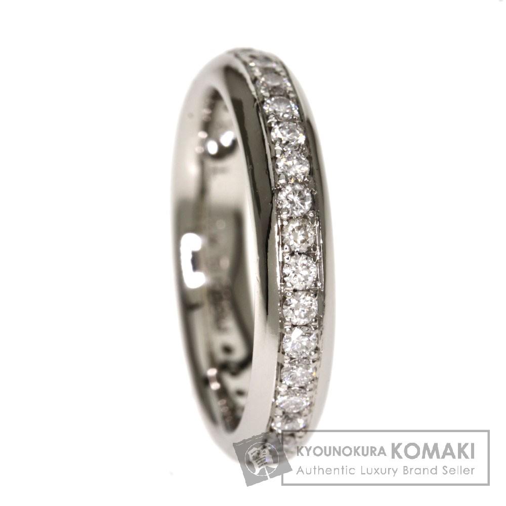 0.41ct ダイヤモンド リング・指輪 プラチナPT900 5.8g レディース 【中古】