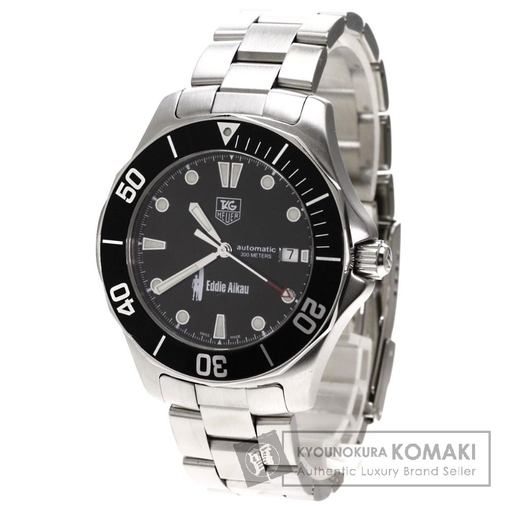 TAG HEUER WAB2012 エディ・アイカワ世界限定1200本 腕時計 OH済 ステンレス/SS メンズ 【中古】【タグホイヤー】