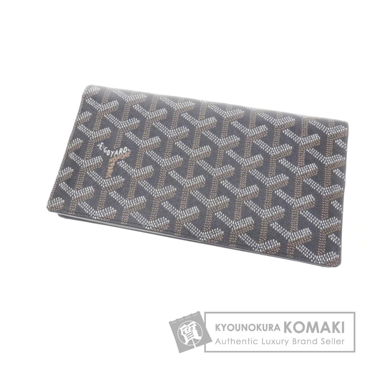 GOYARD サンルイ 長財布(小銭入れあり) PVC レディース 【中古】【ゴヤール】