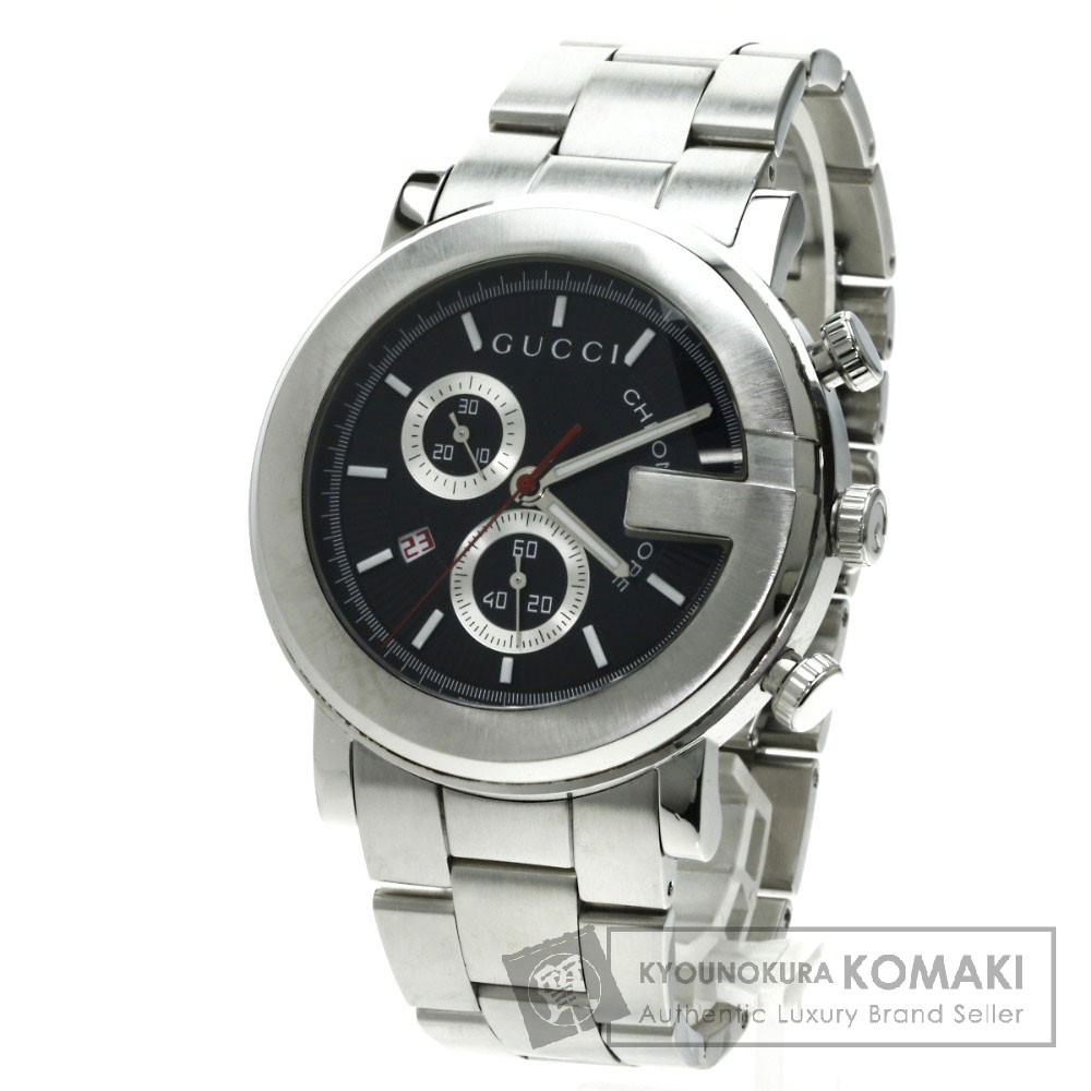 GUCCI YA101M 腕時計 ステンレス/SS メンズ 【中古】【グッチ】