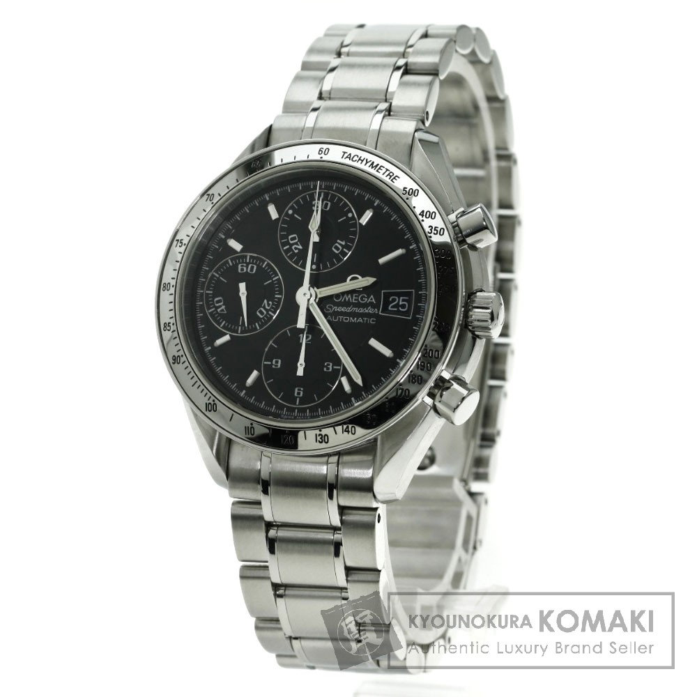 OMEGA 3513-50 スピードマスター 腕時計 ステンレス/SS メンズ 【中古】【オメガ】