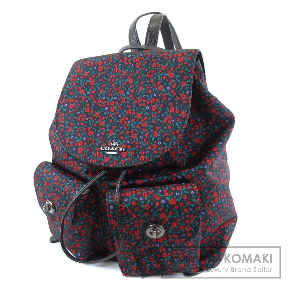 COACH F59434 リュック・デイパック キャンバス レディース 【中古】【コーチ】