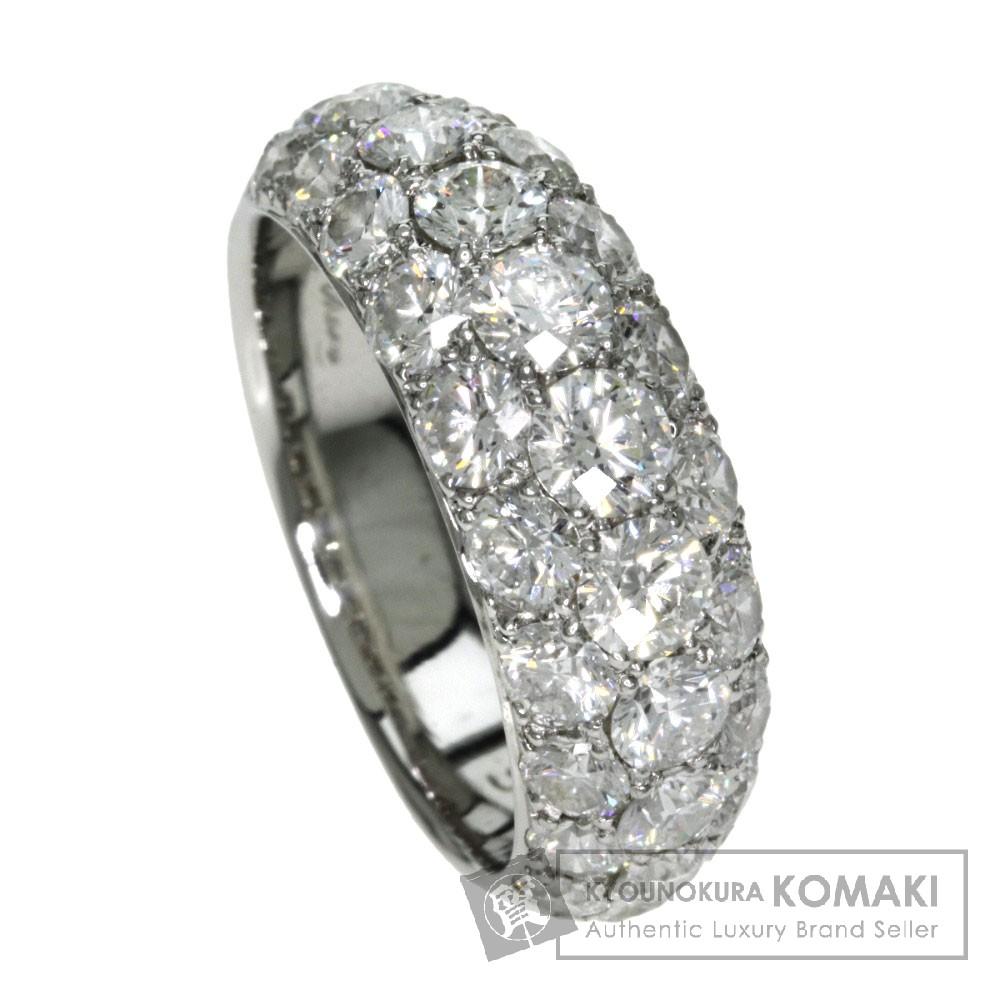 CHAR ダイヤモンド リング・指輪 プラチナPT950 レディース 【中古】【チャー】
