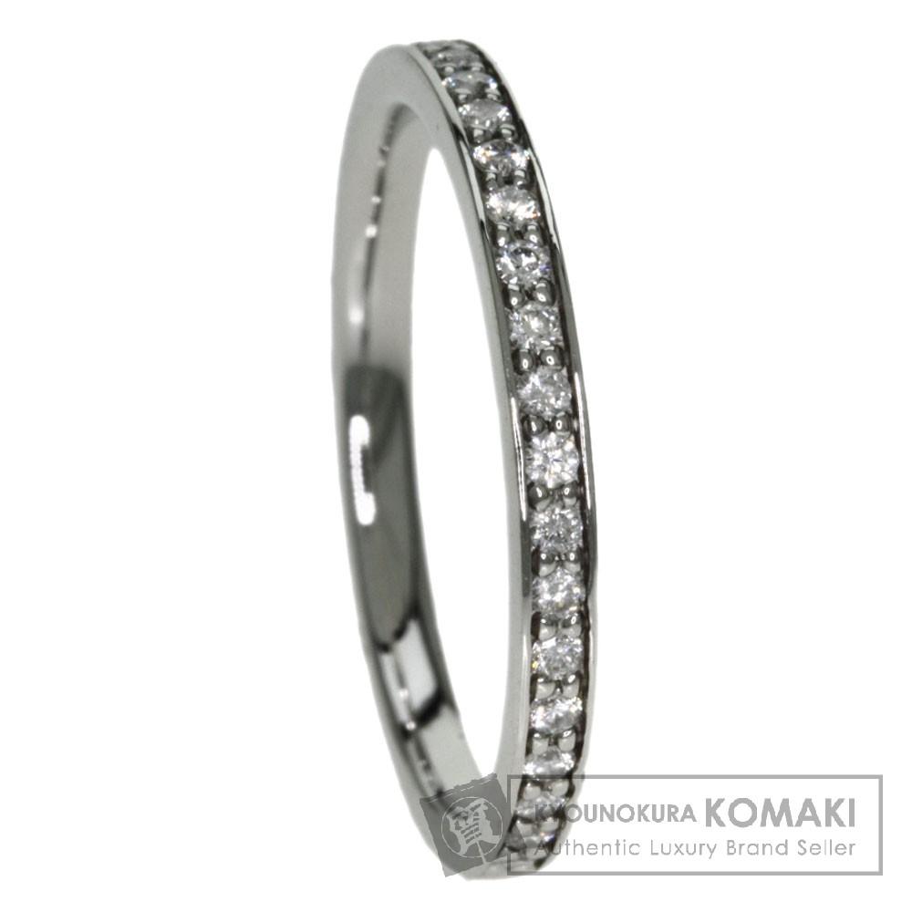ダイアモンド リング・指輪 プラチナPT950 2.8g レディース 【中古】