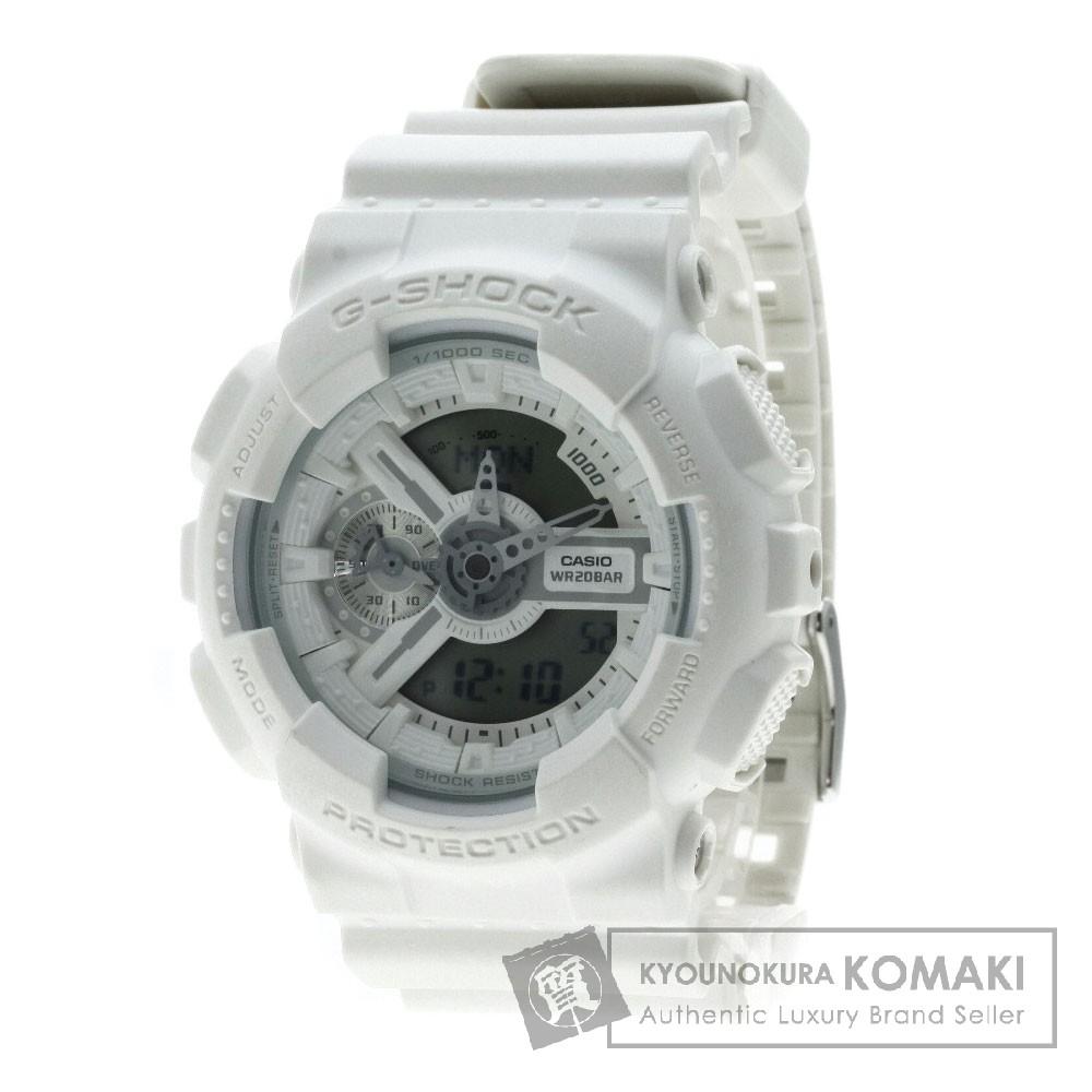 CASIO GA-110BC Gショック 腕時計 樹脂系 メンズ 【中古】【カシオ】
