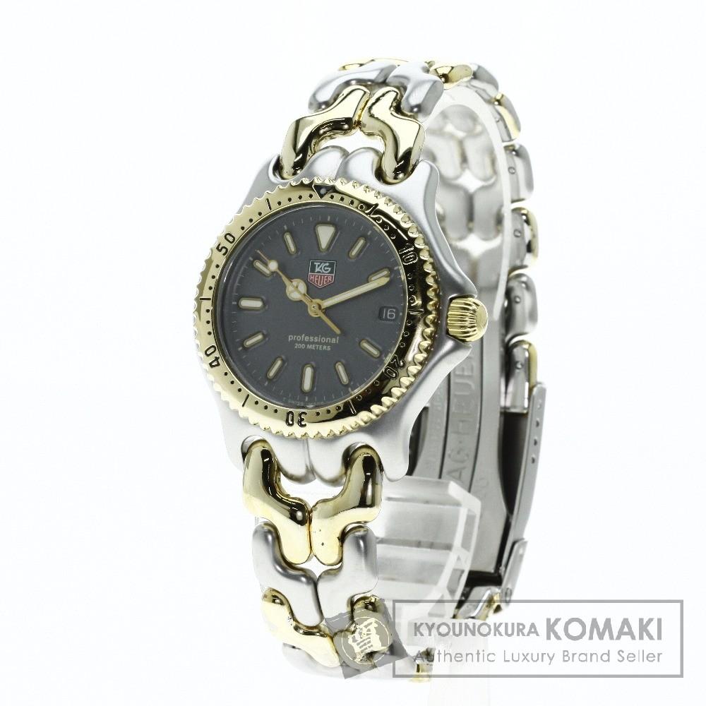 TAG HEUER S95.213K セルシリーズ 腕時計 GP/SS メンズ 【中古】【タグホイヤー】