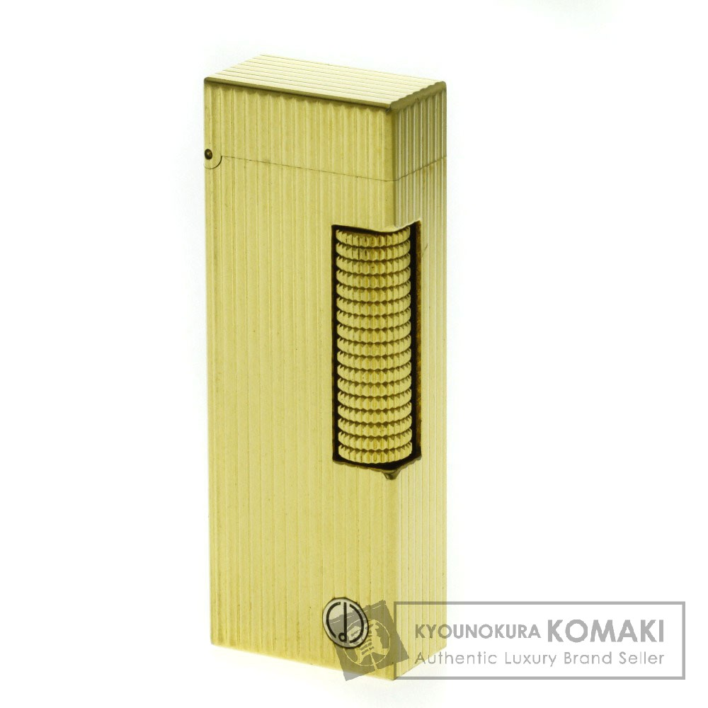 Dunhill ローラガス RL1402 ライター 金属製 メンズ 【中古】【ダンヒル】