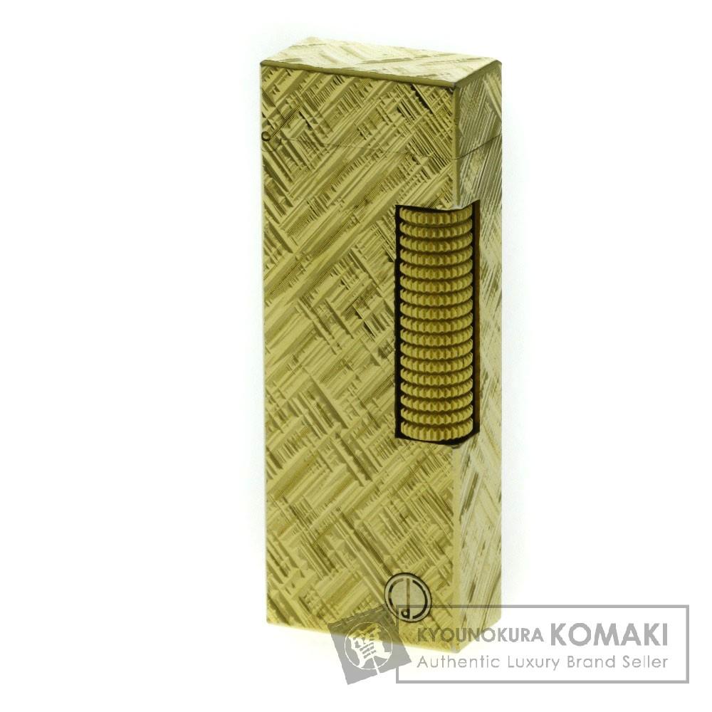 Dunhill フロレンタイン RL1407 ライター 金属製 メンズ 【中古】【ダンヒル】
