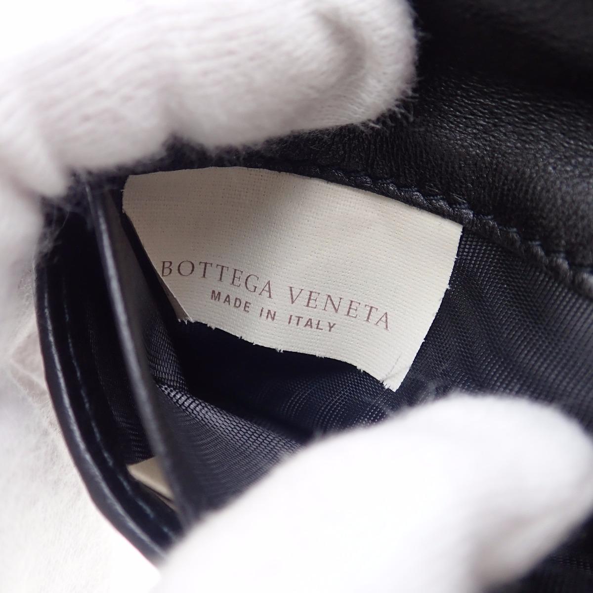 BOTTEGA VENETA イントレチャート 二つ折り財布 小銭入れありレザー レディースボッテガヴェネタEeWD2HYI9