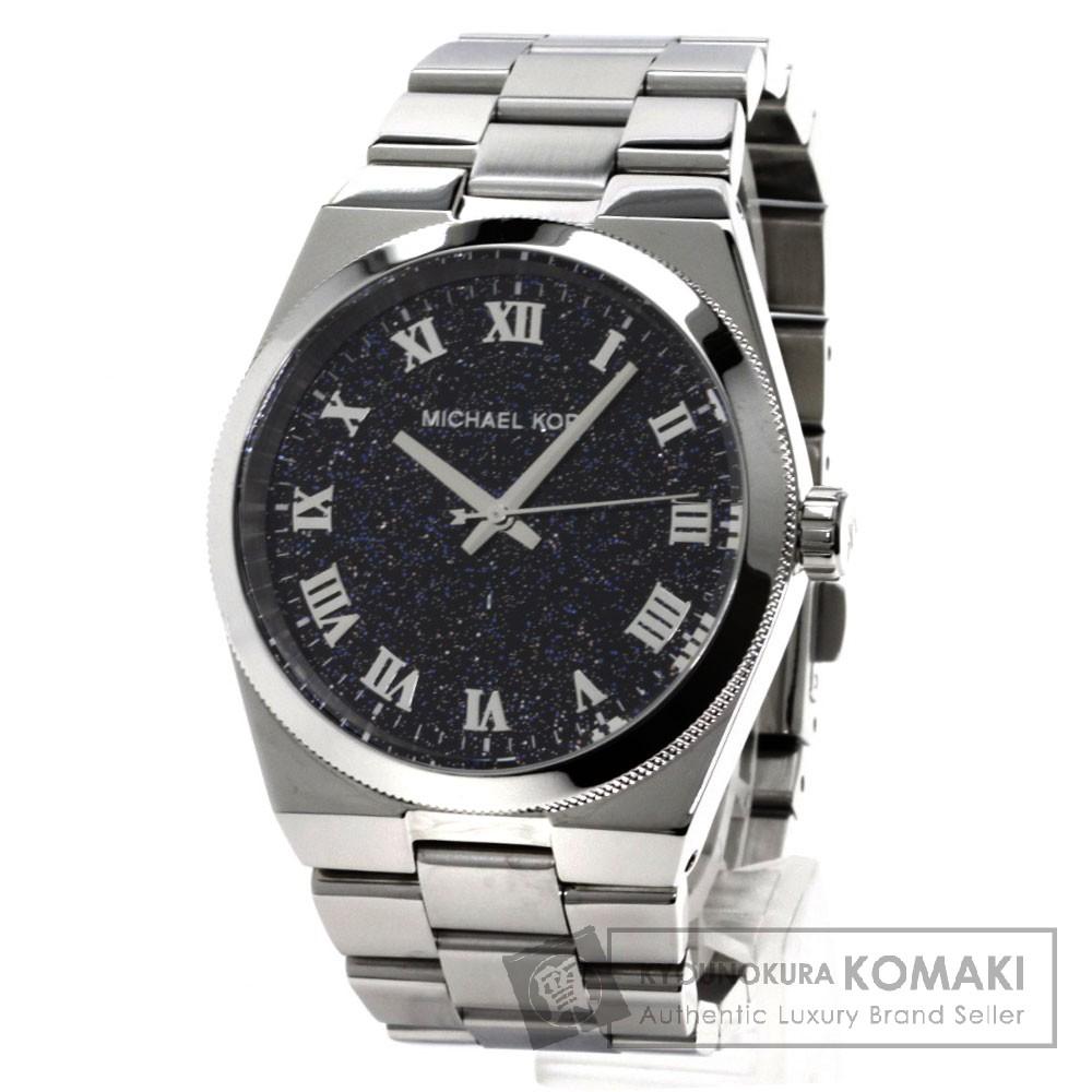 Michael Kors MK6113 腕時計 ステンレス ボーイズ 【中古】【マイケルコース】
