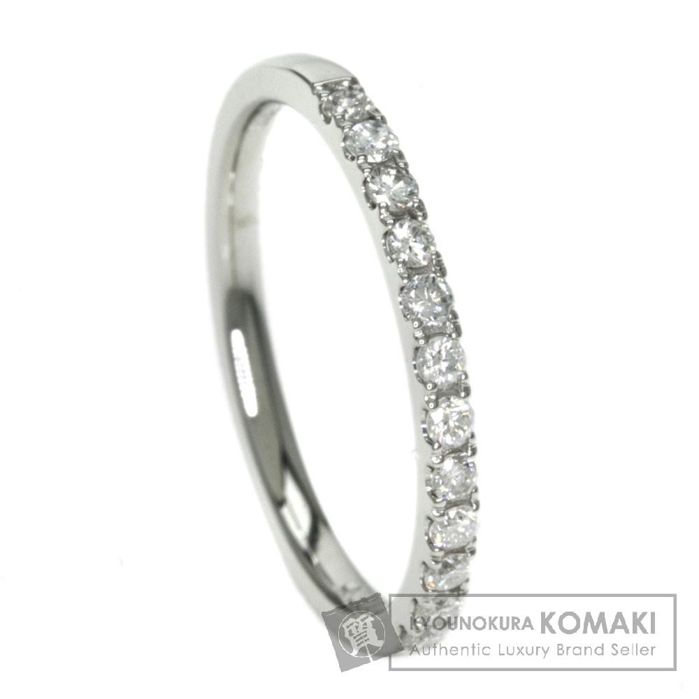0.22ct ダイヤモンド リング・指輪 プラチナPT900 2.4g レディース 【中古】