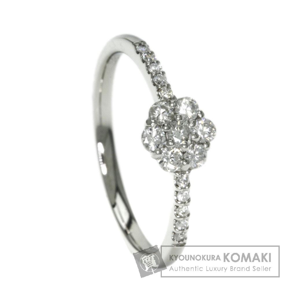 0.31ct ダイヤモンド リング・指輪 プラチナPT900 2.3g レディース 【中古】