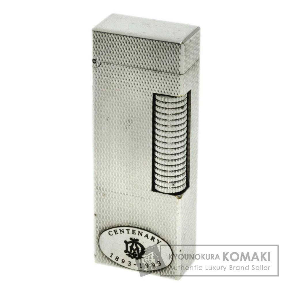 Dunhill センテナリー ローラーガス ライター 金属製 ユニセックス 【中古】【ダンヒル】