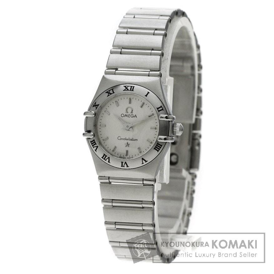 OMEGA コンステレーション 腕時計 ステンレス レディース 【中古】【オメガ】