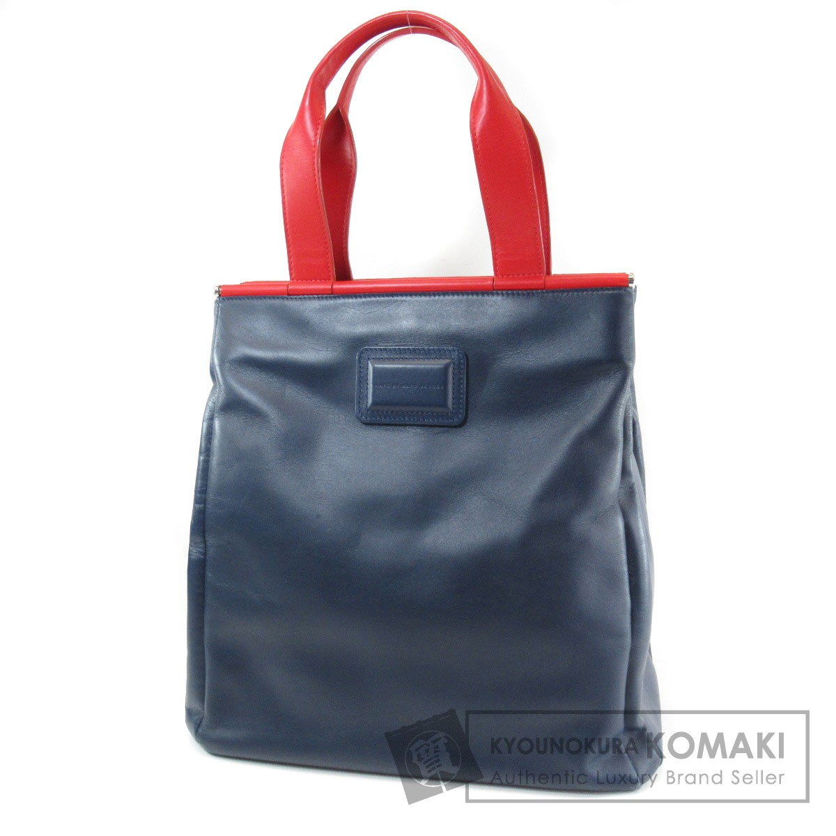 MARC BY MARC JACOBS M3121150 BARS AND BELLS TOTE トートバッグ レザー レディース 【中古】【マークバイマークジェイコブス】