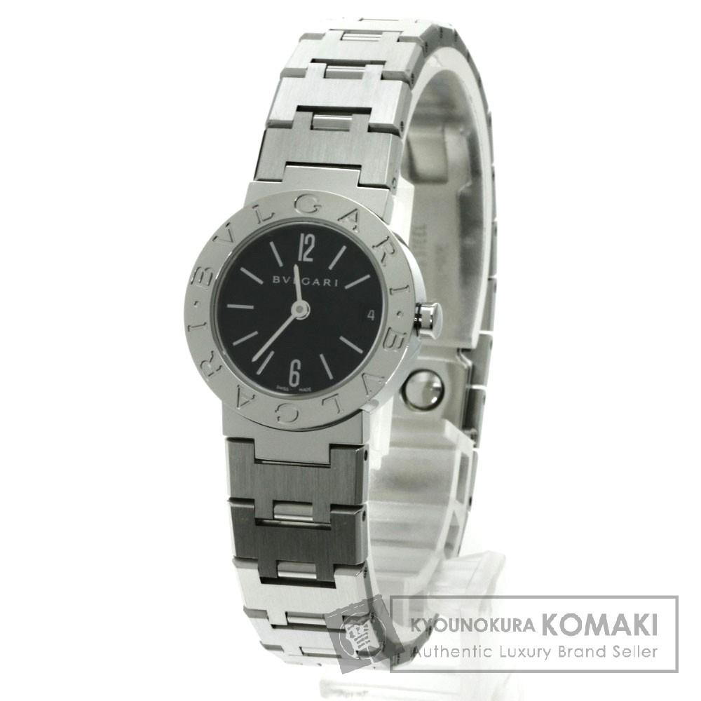 BVLGARI BB23SSD ブルガリブルガリ 腕時計 ステンレス レディース 【中古】【ブルガリ】
