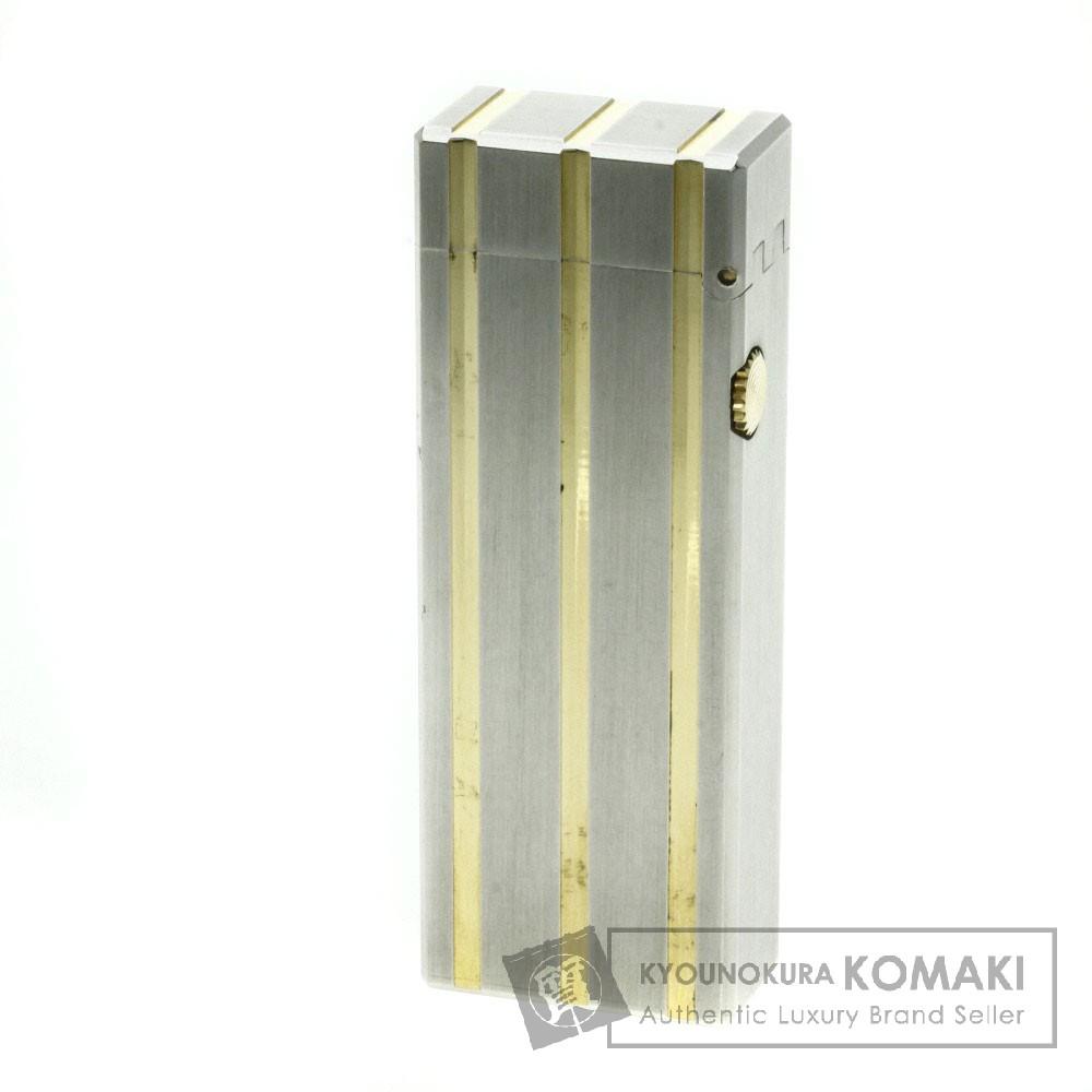 Dunhill RL1573 スリーライン ライター 金属製 メンズ 【中古】【ダンヒル】