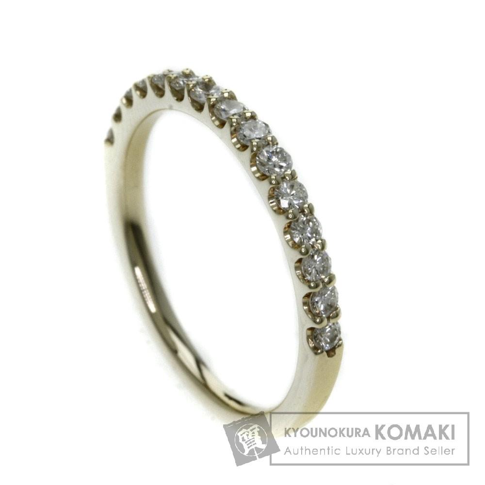 0.3ct ダイヤモンド リング・指輪 K10イエローゴールド 1.4g レディース 【中古】