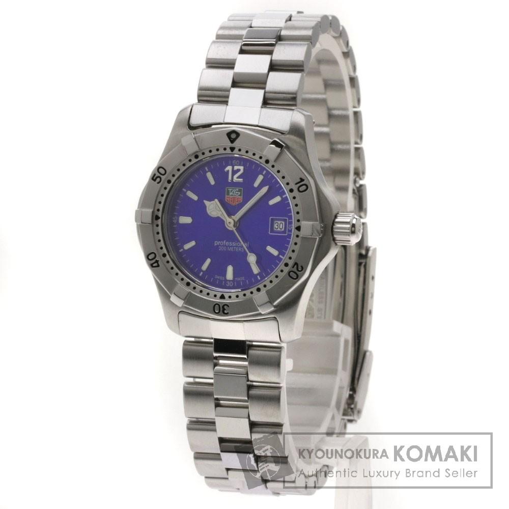 TAG HEUER WK1316-0 アクアレーサー 腕時計 ステンレス/SS レディース 【中古】【タグホイヤー】