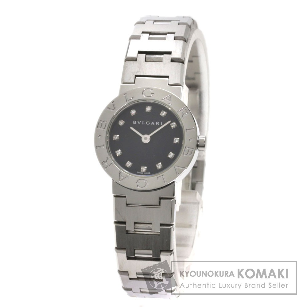 BVLGARI BB23SS12 ブルガリブルガリ 腕時計 ステンレス/SS レディース 【中古】【ブルガリ】