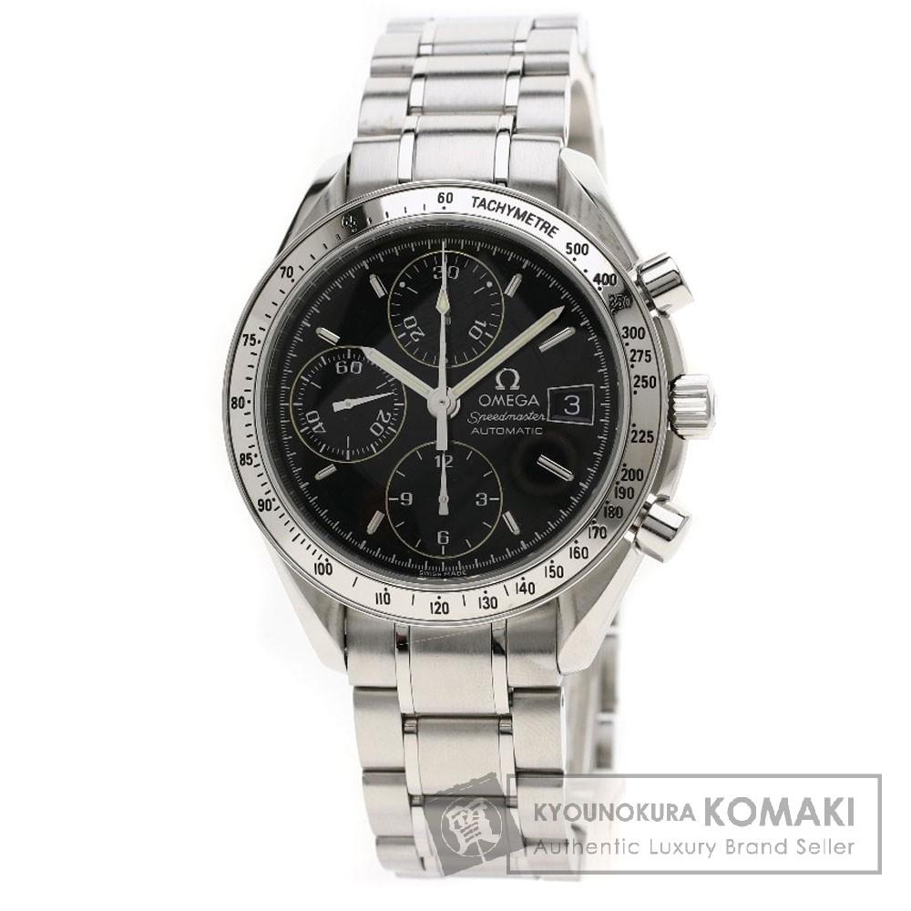 OMEGA 3513.5 スピードマスター 腕時計 OH済 ステンレス メンズ 【中古】【オメガ】