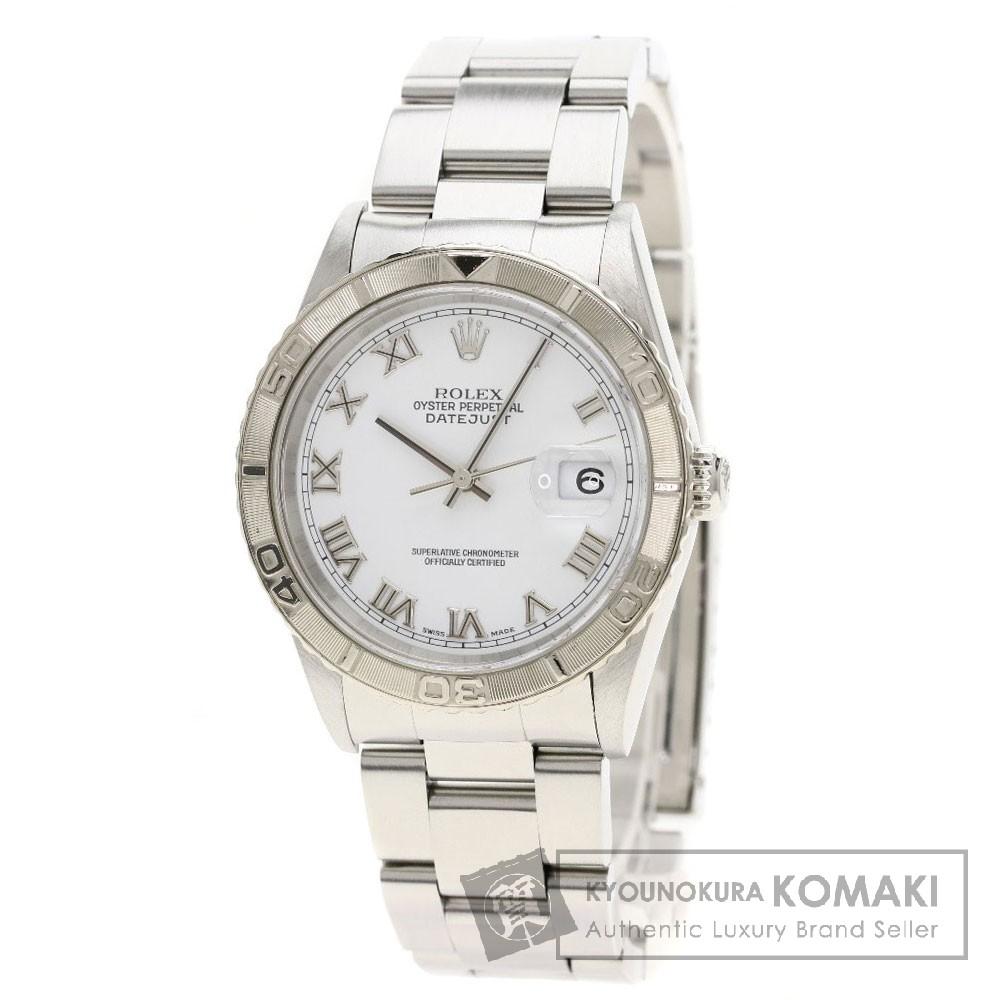 ROLEX 16264 デイトジャスト サンダーバード 腕時計 ステンレス メンズ 【中古】【ロレックス】