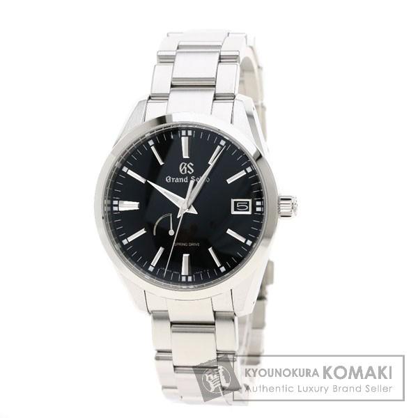 SEIKO 9R65-0BM0 グランドセイコー 腕時計 ステンレス メンズ 【中古】【セイコー】