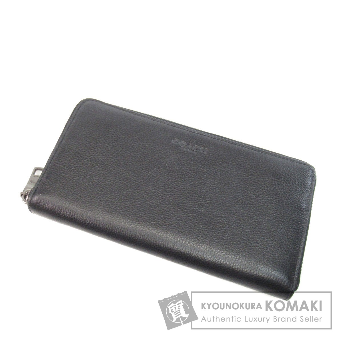 COACH F58102 長財布(小銭入れあり) レザー レディース 【中古】【コーチ】