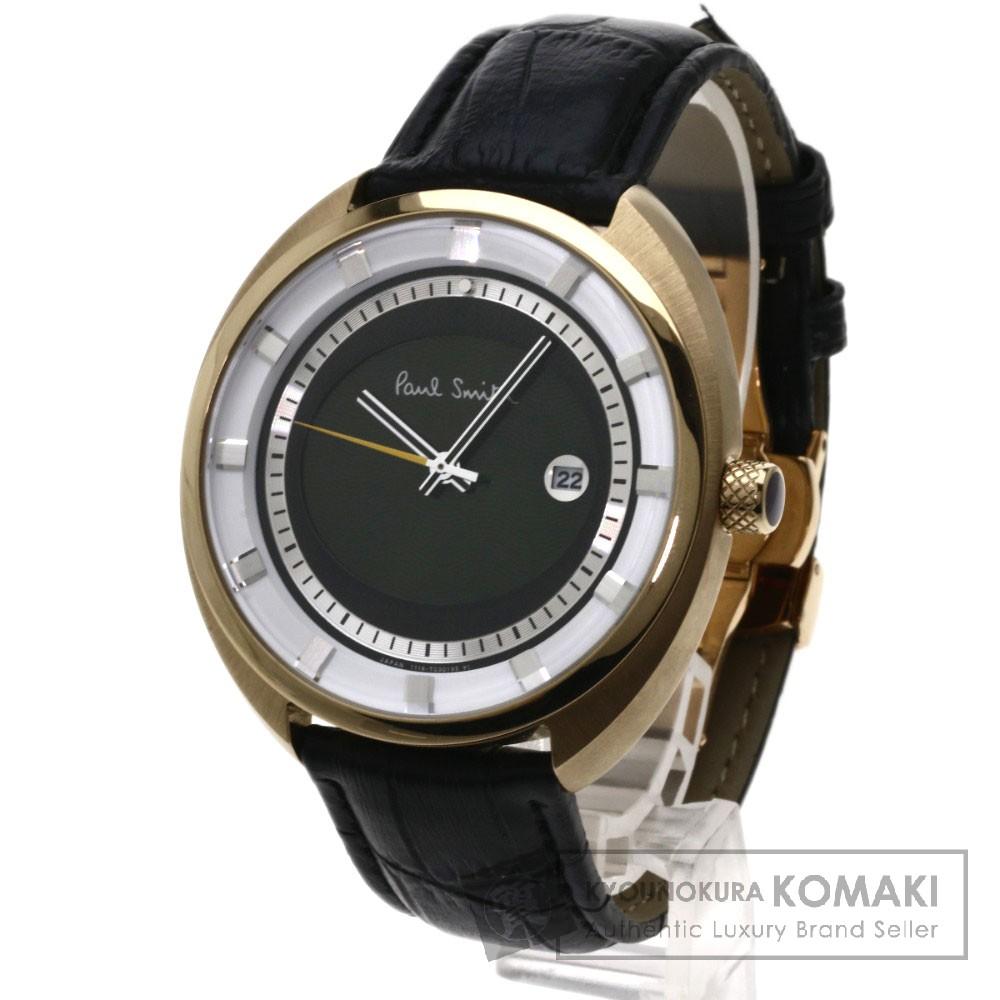 Paul Smith 1116 腕時計 PGP/革 メンズ 【中古】【ポール・スミス】