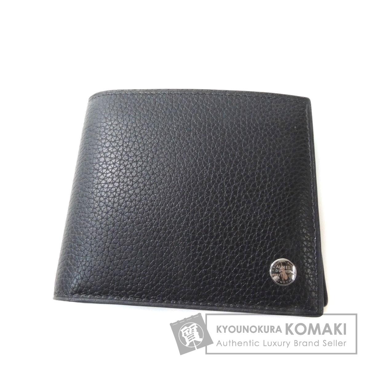 Dunhill L2W332A 二つ折り財布(小銭入れあり) レザー メンズ 【中古】【ダンヒル】