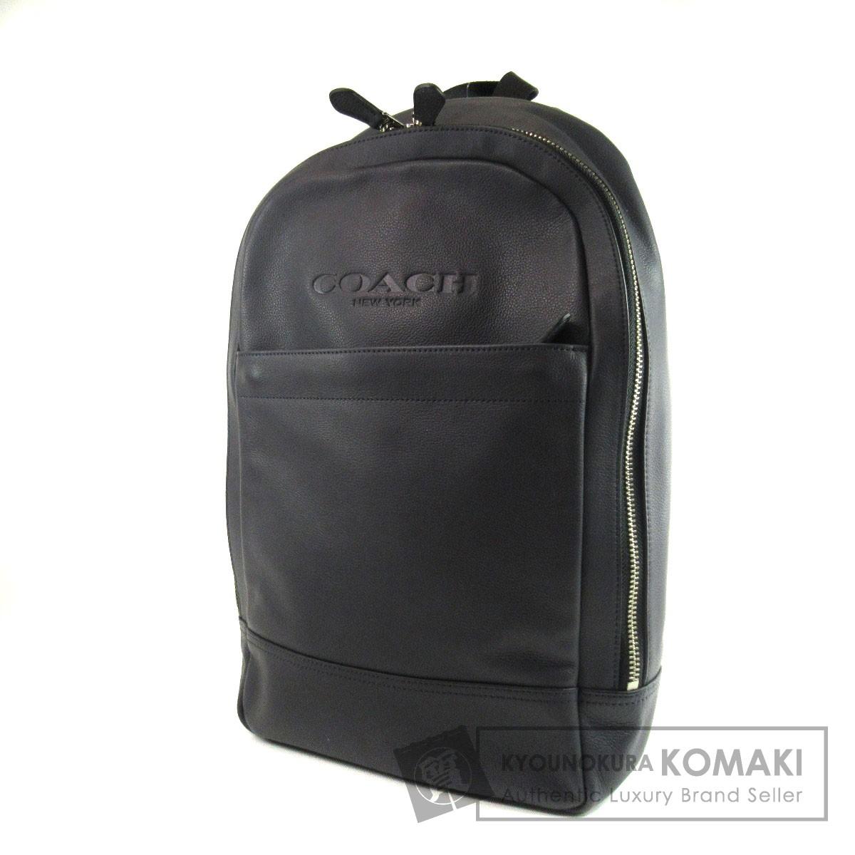 COACH F54135 リュック・デイパック レザー メンズ 【中古】【コーチ】