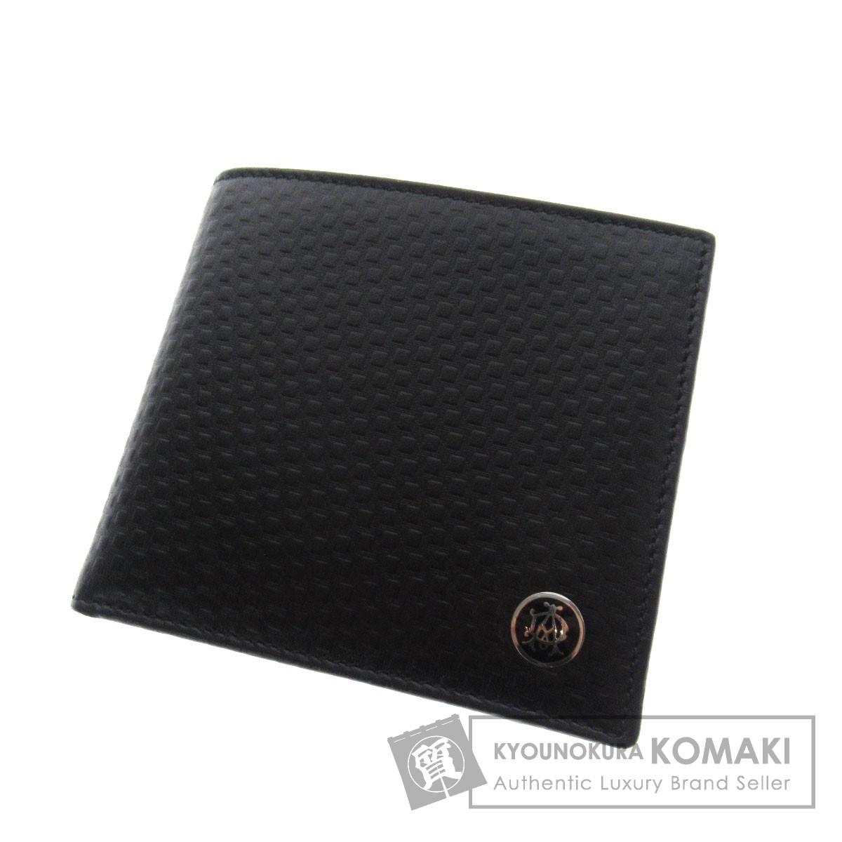 Dunhill L2V332A 二つ折り財布(小銭入れあり) レザー メンズ 【中古】【ダンヒル】