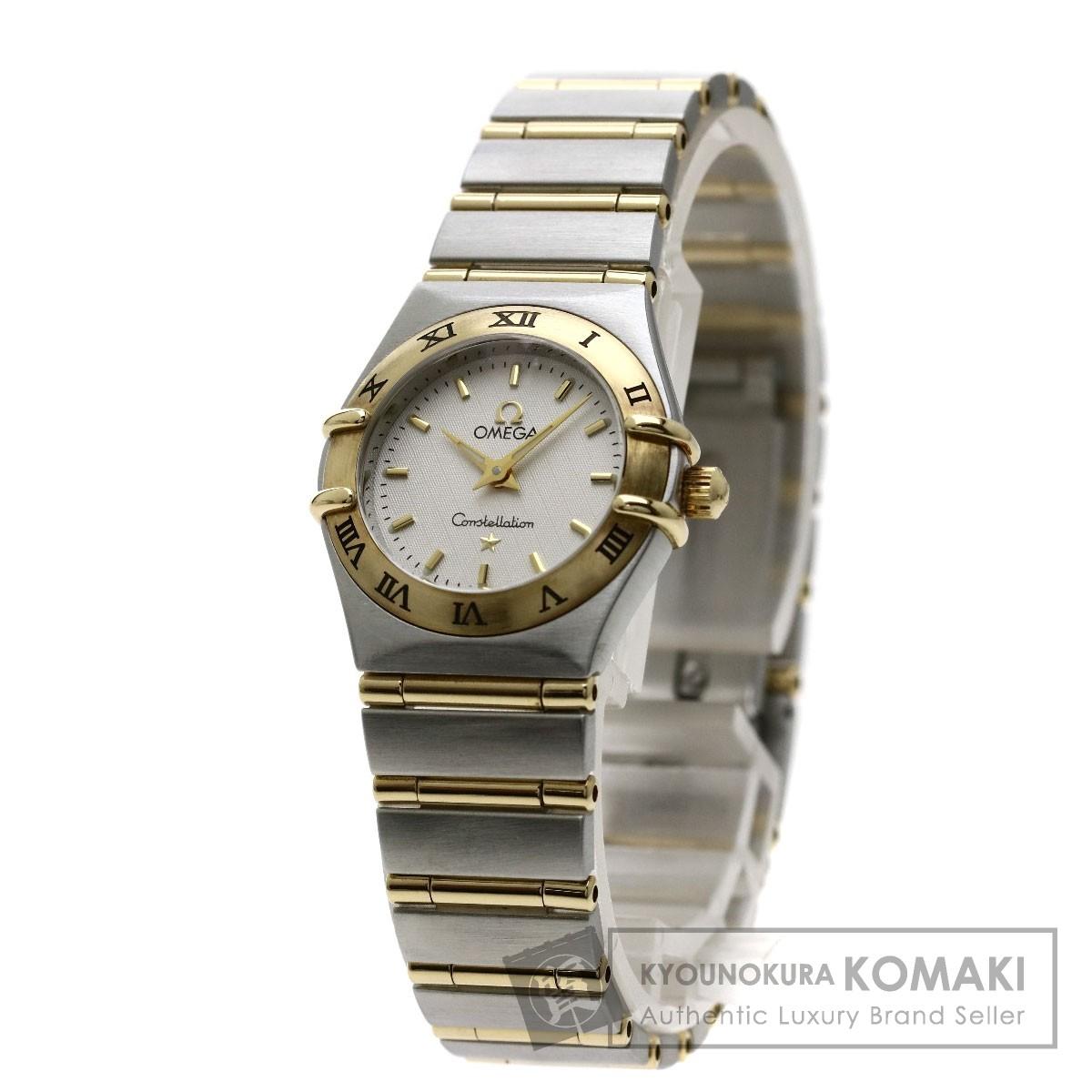 OMEGA 1262-30 コンステレーション 腕時計 ステンレス/SSxK18YG レディース 【中古】【オメガ】