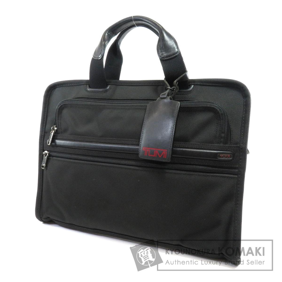 TUMI 26101D4 ハンドバッグ ビジネスバッグ バリスティックナイロン メンズ 【中古】【トゥミ】