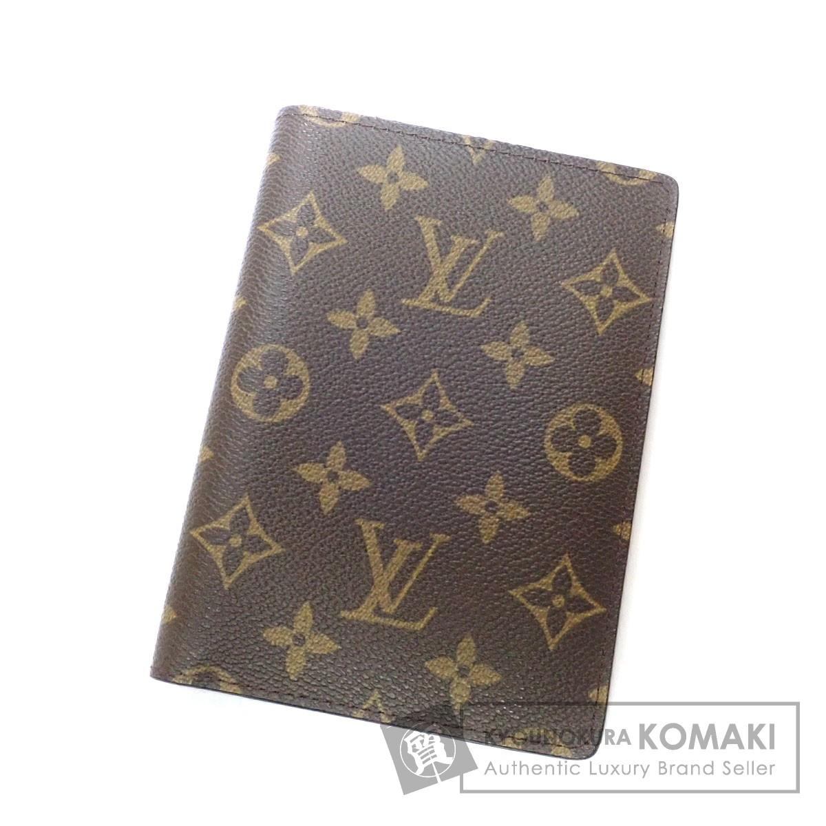 LOUIS VUITTON M61343 証明書ケース 二つ折り財布(小銭入れなし) モノグラムキャンバス ユニセックス 【中古】【ルイ・ヴィトン】