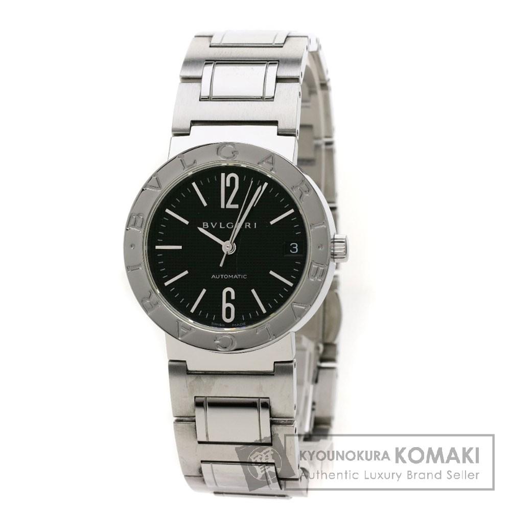 BVLGARI BB33BSSD ブルガリブルガリ 腕時計 ステンレス/SS メンズ 【中古】【ブルガリ】