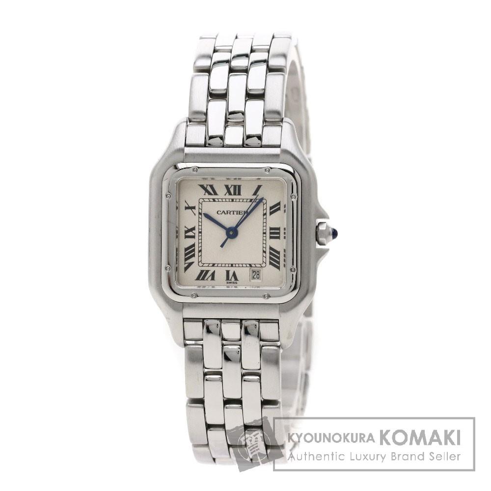 CARTIER パンテールMM 腕時計 ステンレス/SS ボーイズ 【中古】【カルティエ】