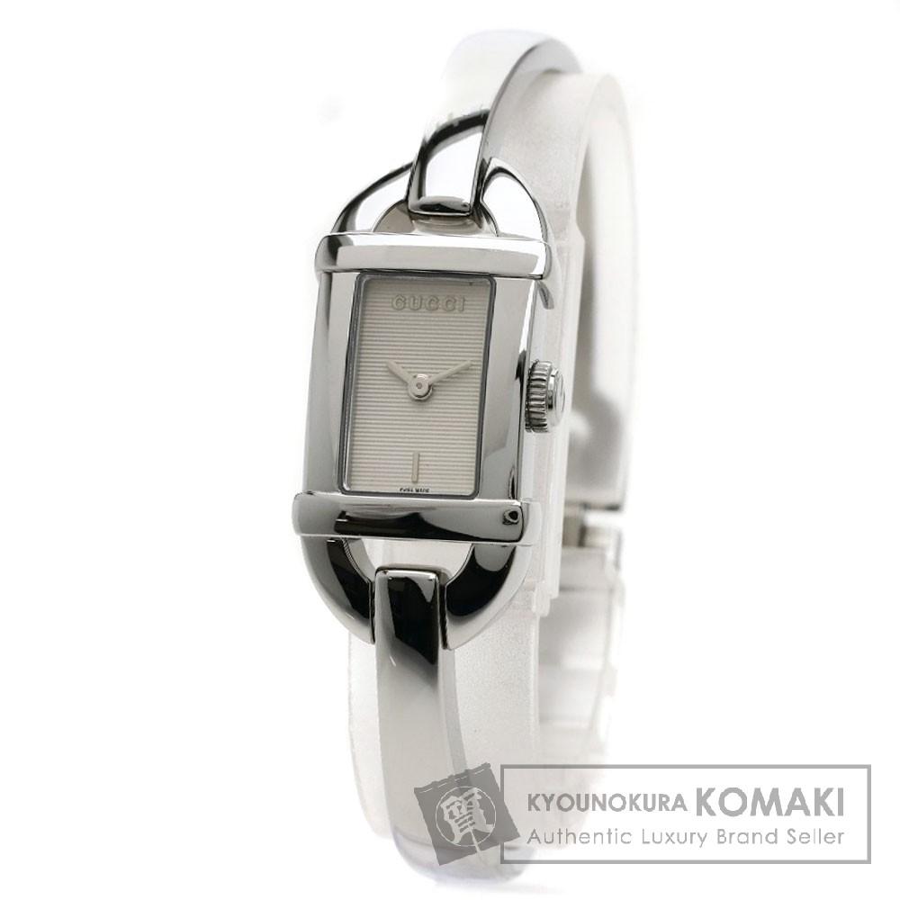 GUCCI 6800L 腕時計 ステンレス/SS レディース 【中古】【グッチ】