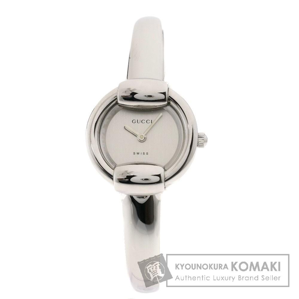 GUCCI 1400L 腕時計 ステンレス/SS レディース 【中古】【グッチ】