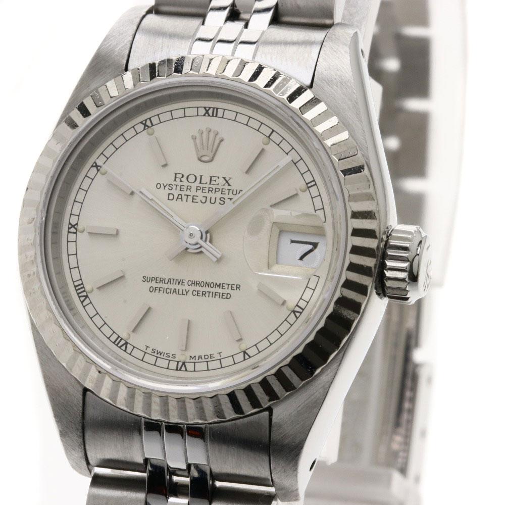 cheap for discount c3ce5 4d9a1 ROLEX 69174 安い 理由 デイトジャスト 腕時計 最安値 OH済 買取 ...