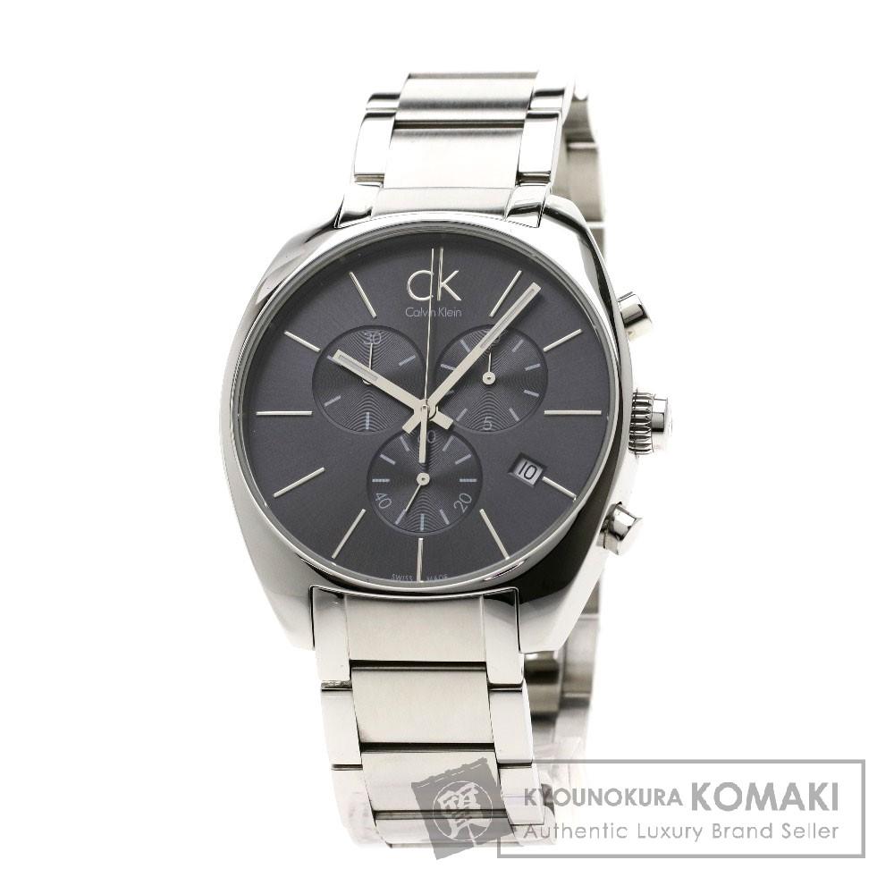 Calvin Klein K2F271 腕時計 ステンレススチール メンズ 【中古】【カルバンクライン】