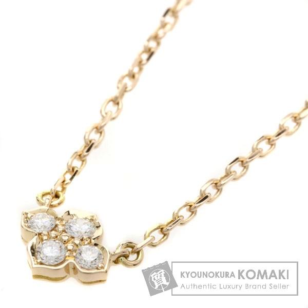CARTIER ヒンデゥ ダイヤモンド ネックレス K18ピンクゴールド レディース 【中古】【カルティエ】