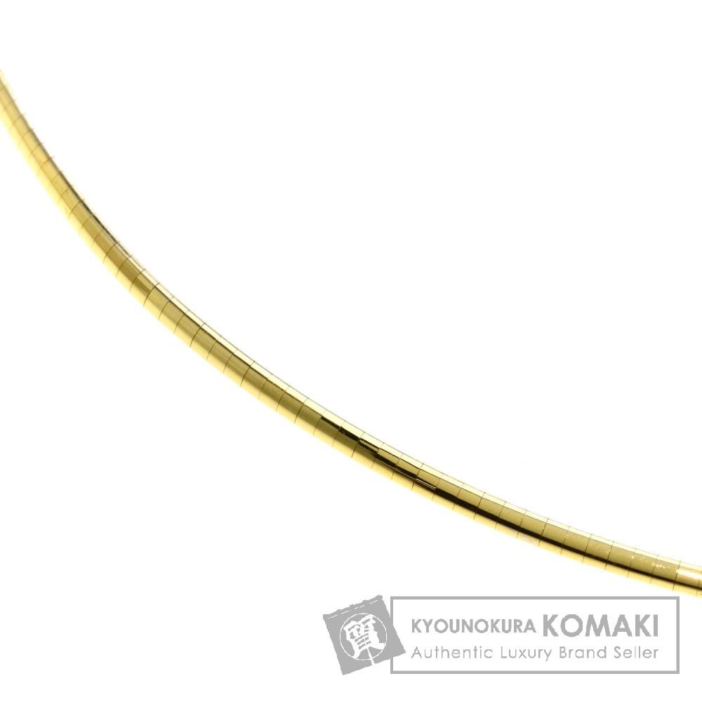 オメガ 2カラー ネックレス K18ホワイトゴールド/K18YG 7.4g レディース 【中古】