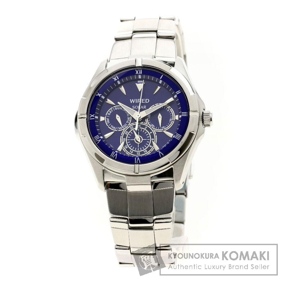 SEIKO ワイアード/WIRED 腕時計 ステンレススチール メンズ 【中古】【セイコー】