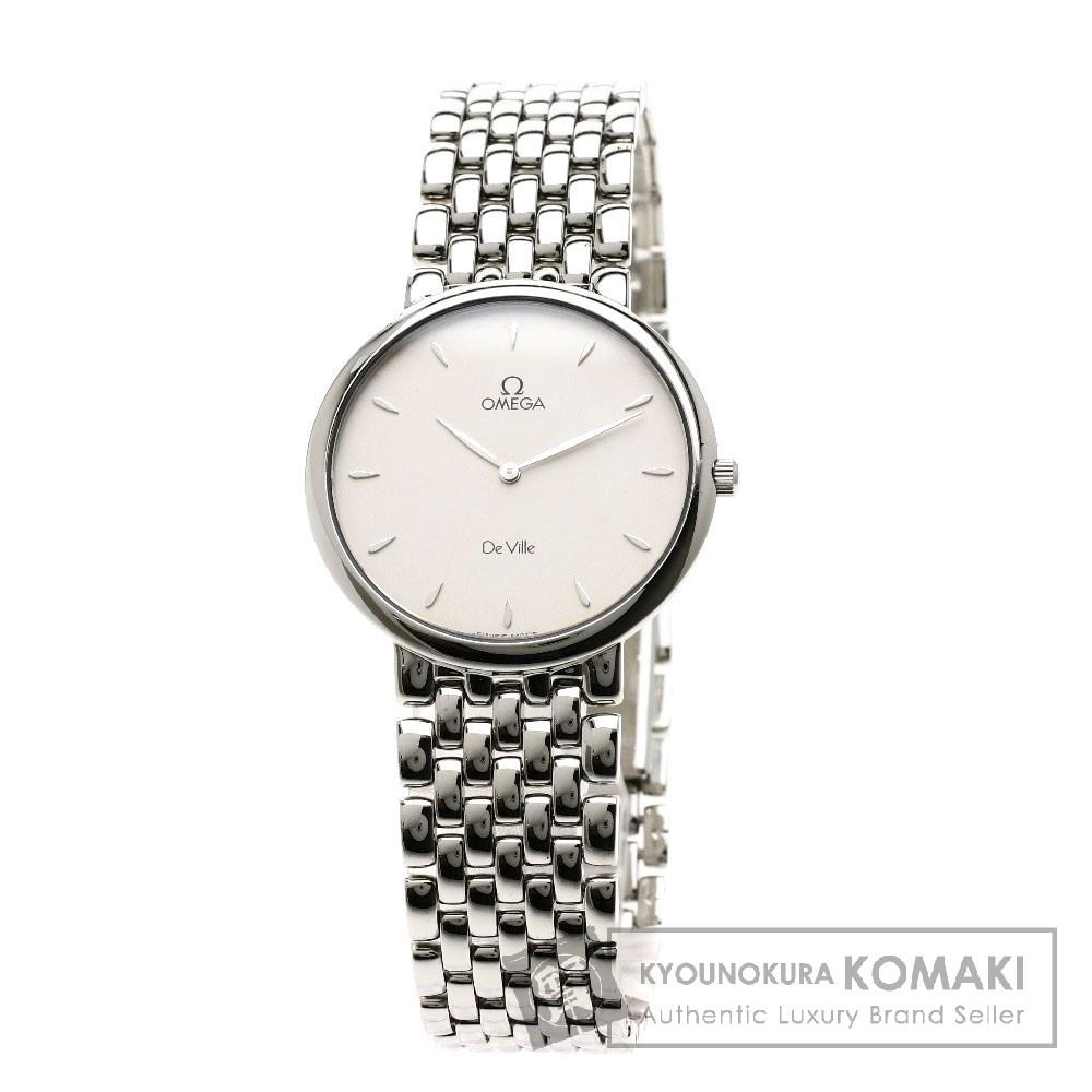 OMEGA デビル 腕時計 ステンレススチール メンズ 【中古】【オメガ】